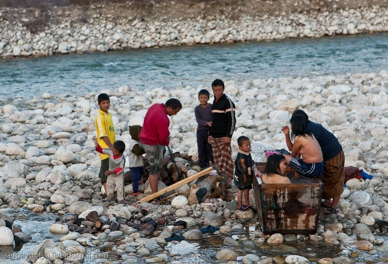 Koma Tsachu Bhutan