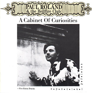 Yesterdays And Todays A CABINET OF CURIOSITIES PAUL ROLAND 1987