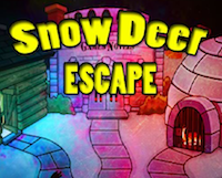 GamesNovel - Snow Deer Escape
