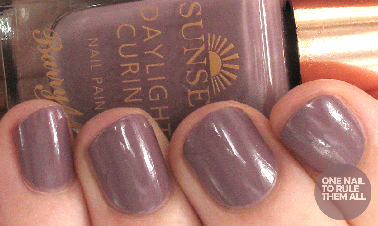 One Nail To Rule Them All: Exclusive: Barry M Autumn/Winter 2015 ...