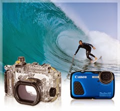 Canon PowerShot D30 Extreme Outdoors Activities Camera Waterproof (Review)