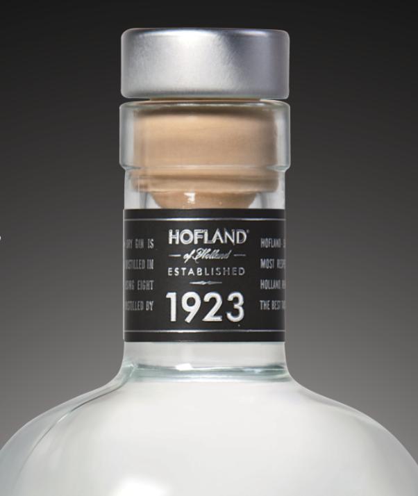 Ginebra Hofland: Hofland Premium Gin