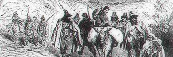 Garganistan Gargano Briganti Lancieri di Montebello Ponte di Ciccalento