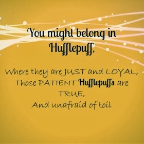 Harry Potter; Hogwarts; Hufflepuff; sorting hat song