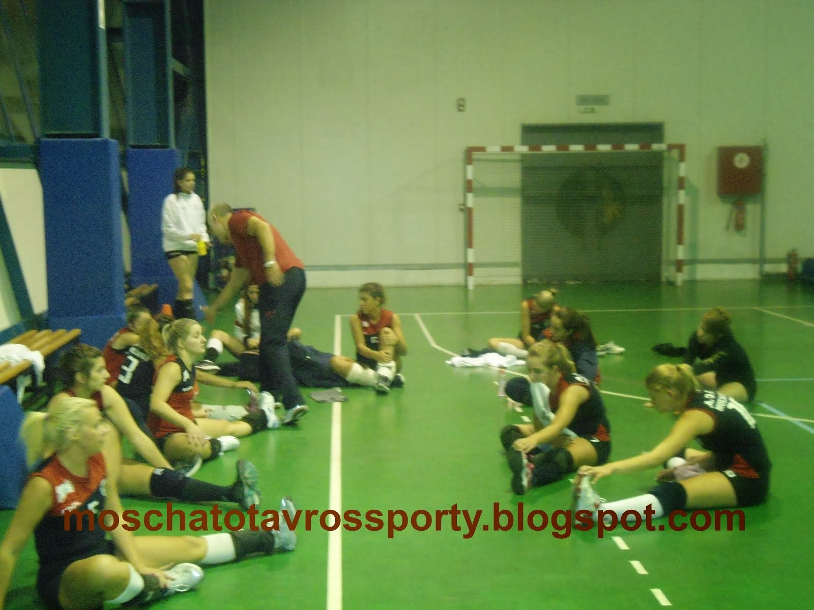 Volley:AΟΠΕ Μοσχατου