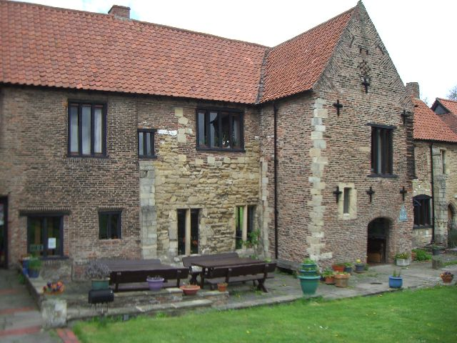 Beverley - Old Friary