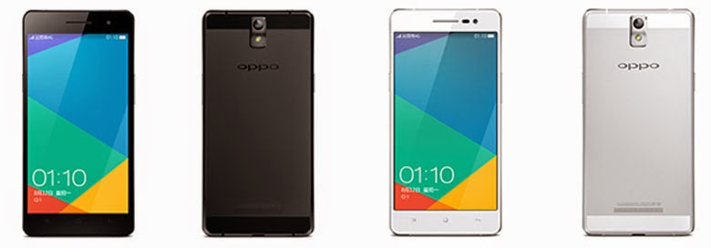 Oppo R3 Smartphone Lte Tertipis Di Dunia