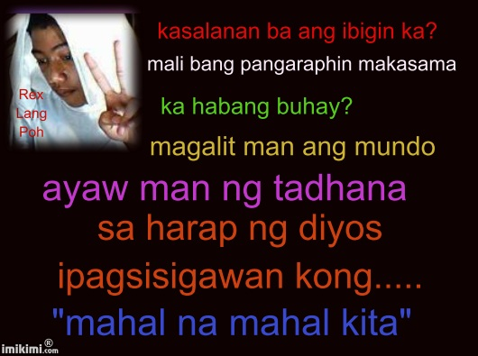 3d Quotes About Love : Life in 3D All Animation: cute quotes about love tagalog