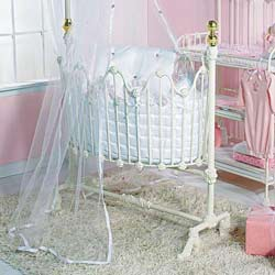 Bassinet Bedding For Girls3