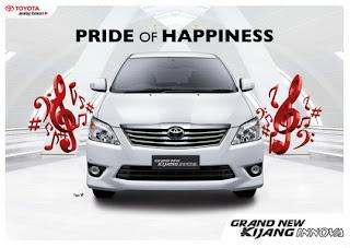 Brosur Toyota Grand New Innova 2014 Bandung   Harga Toyota Bandung