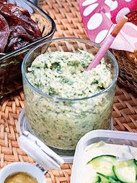 Horseradish-Parmesan Sauce
