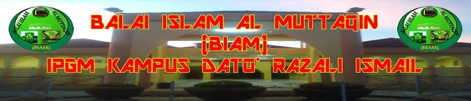 Balai Islam Al-Muttaqin (BIAM)