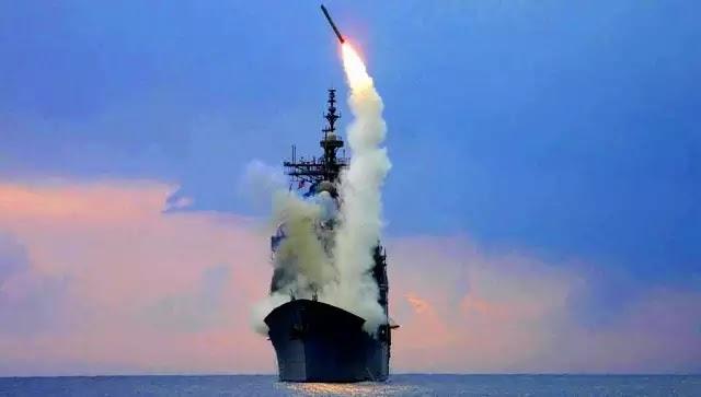 Αποκάλυψη-σοκ: Από την Ελλάδα εκτοξεύθηκαν τα αμερικανικά βλήματα cruise που έπληξαν την Συρία!