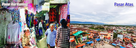 Pasar Wisata dan Grosir-Aur Kuning Bukittinggi