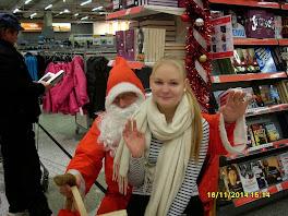 Joulupukki Tampere palvelee eri yhteisöjä ja perhekuntia sähköpostitilauksen perusteella