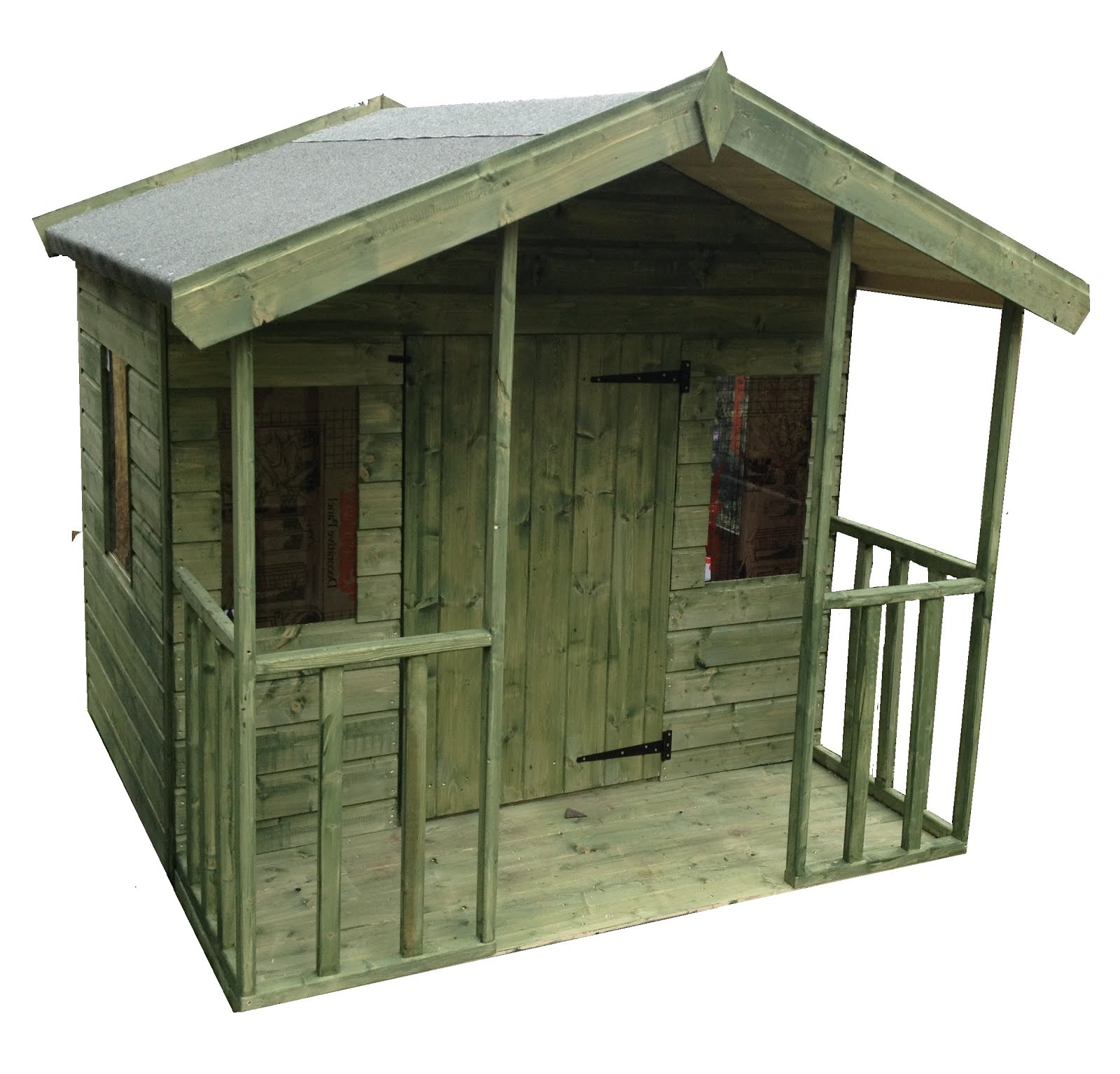 kids playhouse sheriff jail wendy house