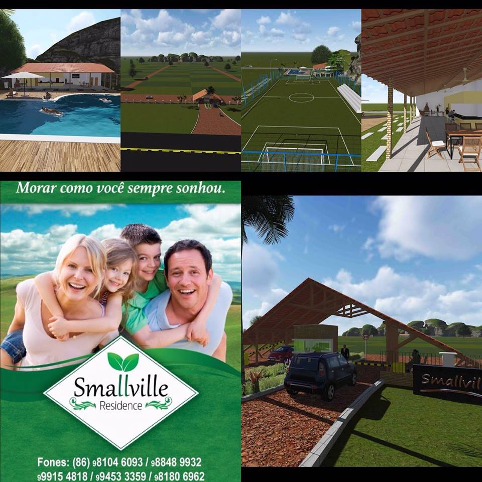Smallville Residence