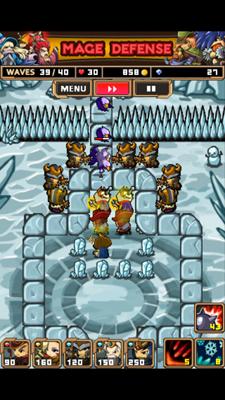 Mage Defense (魔法師 ディフェンス)