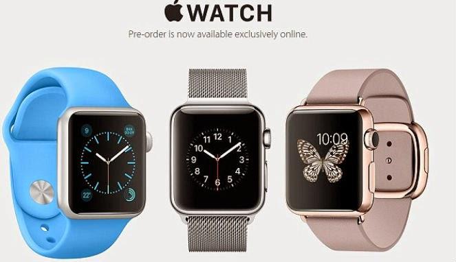 Apple Watch Ancam Perajin Jam Tangan Tradisional