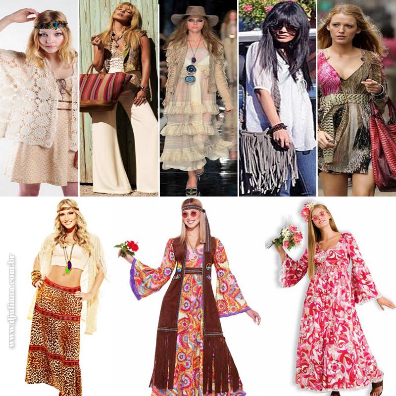 Inspira o hippie anos 70 djuliana cappellari - Hippies anos 70 ...
