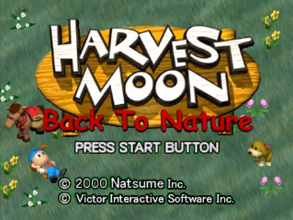Harvest Moon Back to Nature PC Games