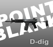 Senjata K-1 Point Blank - PB