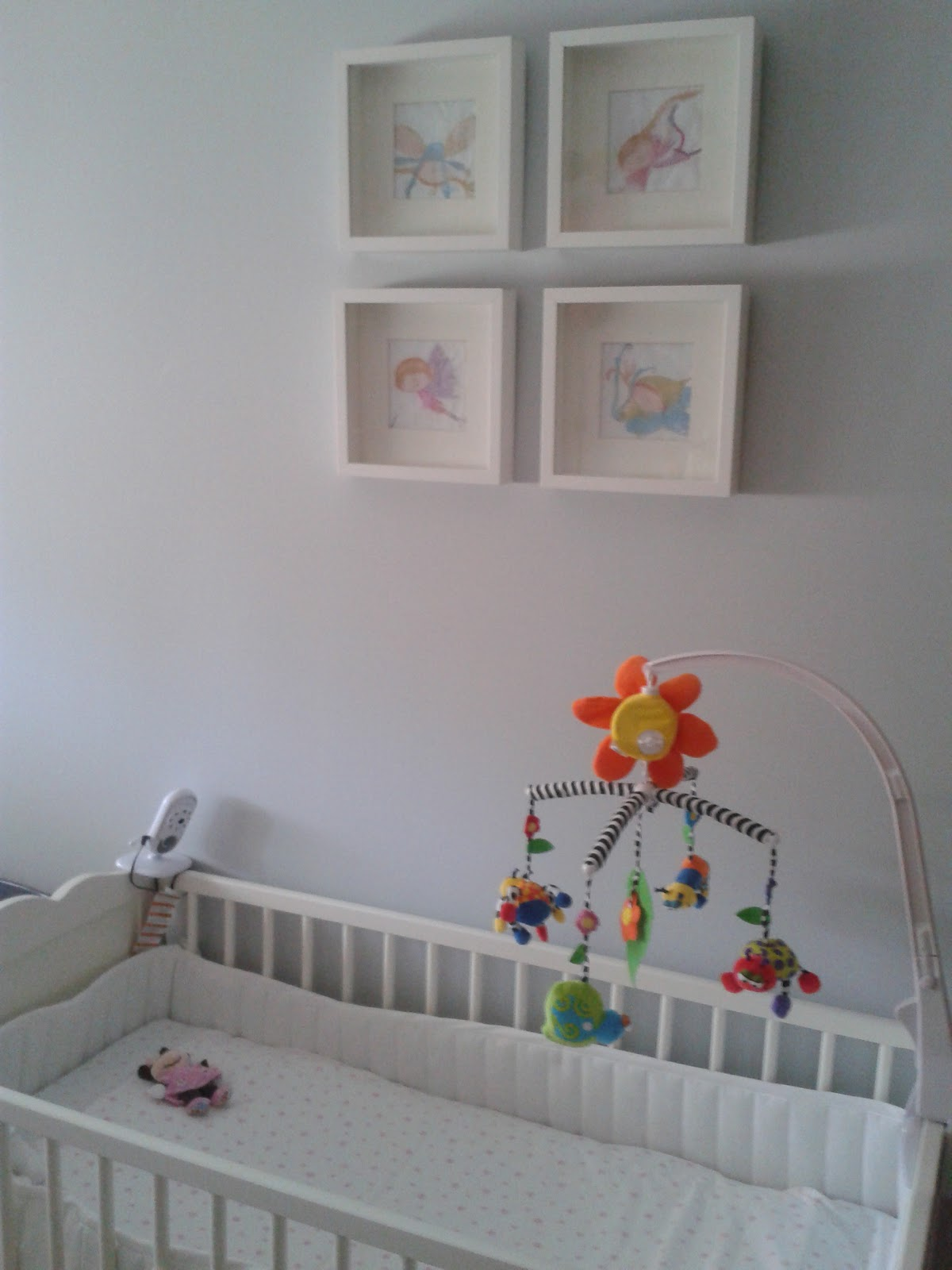 Miss eighty one habitaci n de beb low cost - Ikea cunas de bebes ...