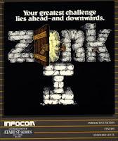 Portada videojuego Zork I
