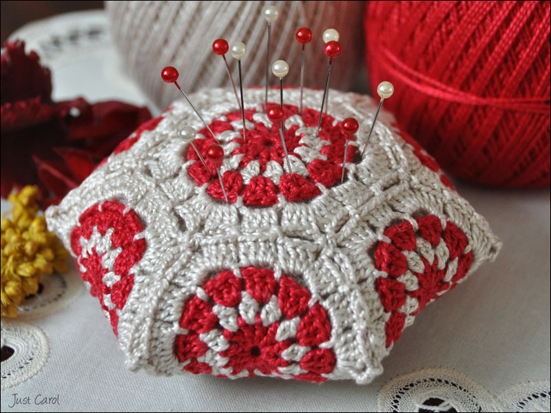 Free Pincushion Patterns from the Web - Quilting