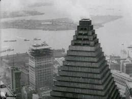 """Manhatta. (1921) Paul Strand y Charles Sheeler. Las """"sinfonías urbanas"""""""