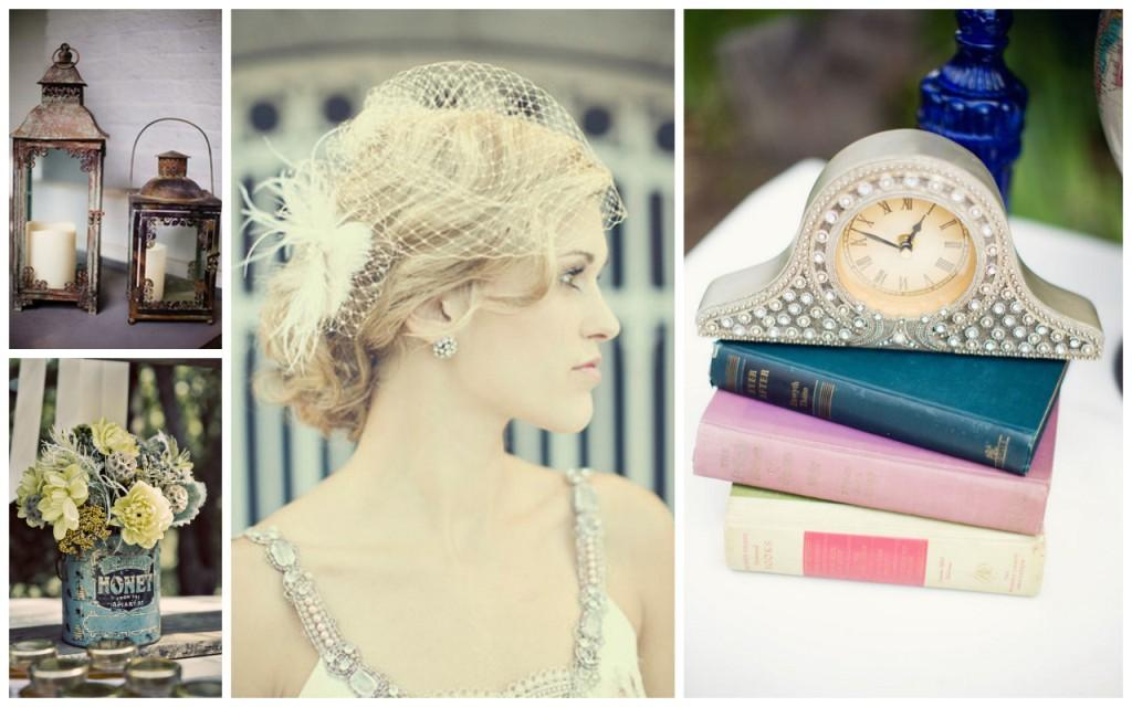 Lately I 39ve received a few queries about rustic vintage wedding decor