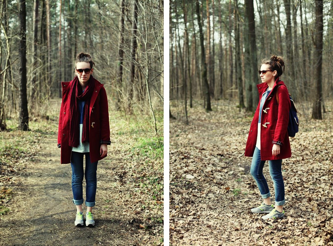 dzien wiosny stylizacja blog fashion moniusza outfit of the day ootd