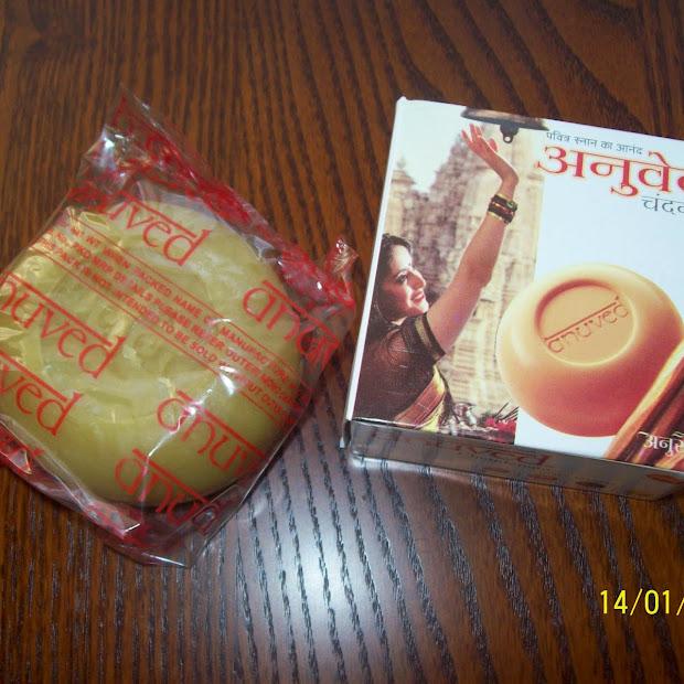 Mydła AnuSpa i Cinthol od BombayBazar
