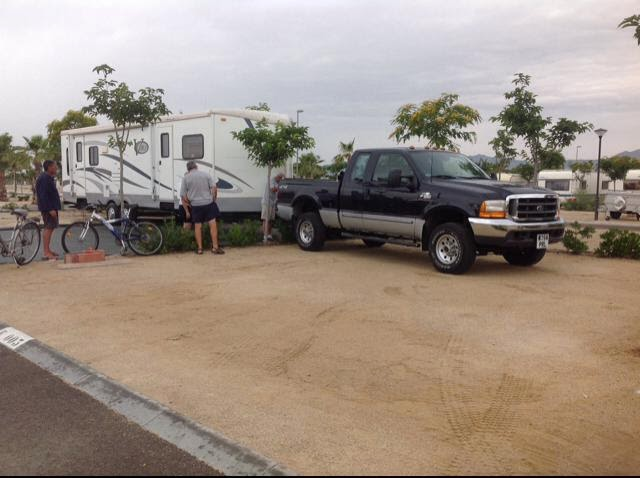 travel trailer relocation