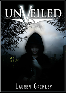 Book Release : Unveiled by Lauren Grimley