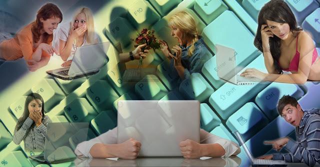 Como a Internet causa depressão