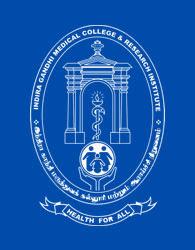Indira Gandhi Government Medical College Logo