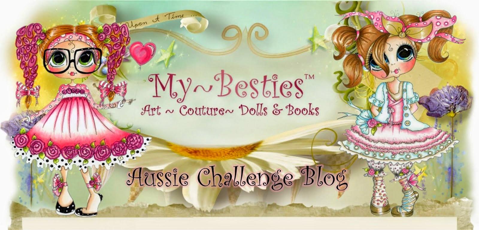 My Besties Aussie Challenge Blog
