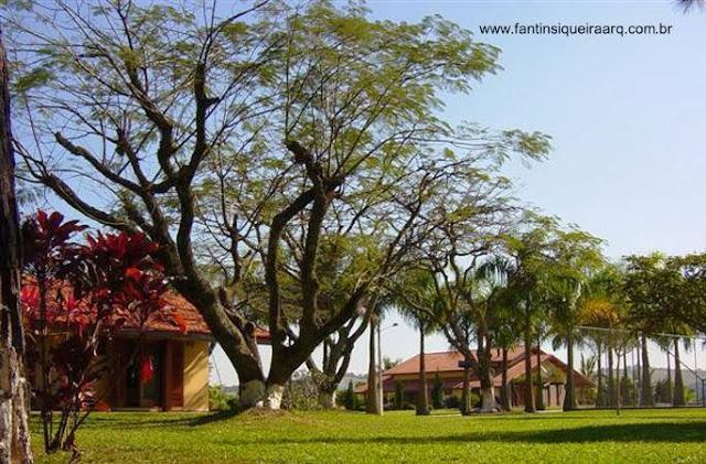 Parque y casas de fazenda en Porto Velho
