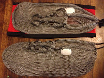 Paleo Chainmail Barefoot Shoes