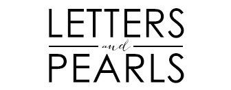 Letters and Pearls | Life and Style of a Military Wife