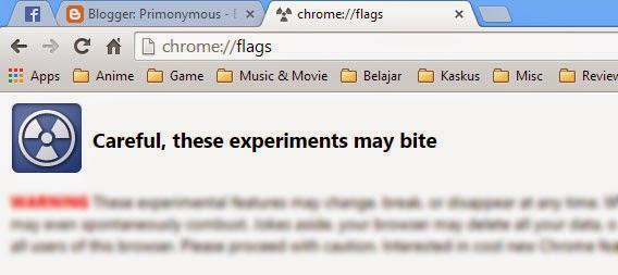 Cara Menonaktifkan Tombol User di Google Chrome