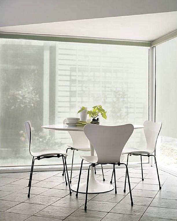 Smith & Noble | UV Solar Roller Shades