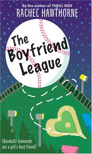 The Boyfriend League book cover