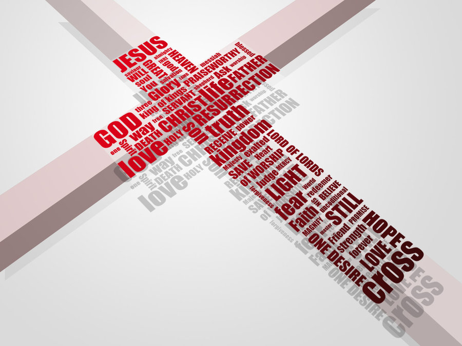 Christian Cross Wallpaper Jesus Christ