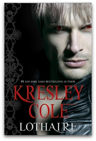 Cover Reveal: Lothaire by Kresley Cole