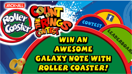 Roller Coaster 'Count the Rings' Contest