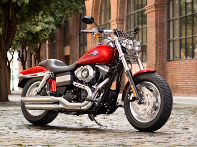 Linha de motos 2013 Harley-Davidson 2013
