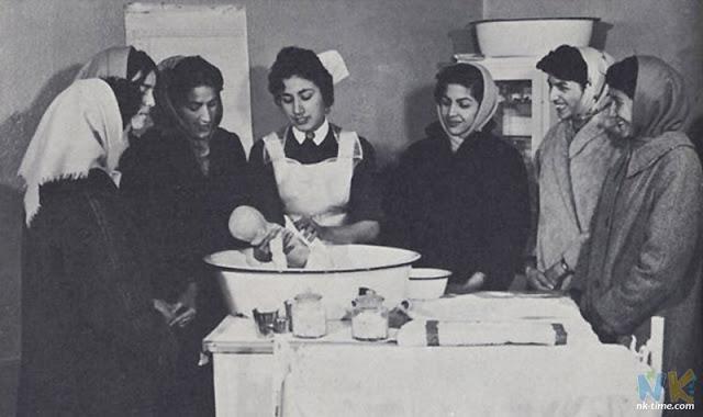 afganistan años 50 60 antes extremistas religiosos