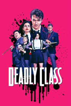 Deadly Class 1ª Temporada Torrent - WEB-DL 720p/1080p Legendado